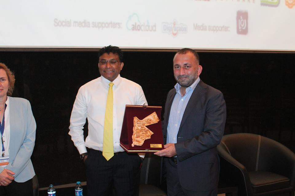 Launch of GSTF partnership with Information and Communications Technology Association in Jordan on 29th August 2016