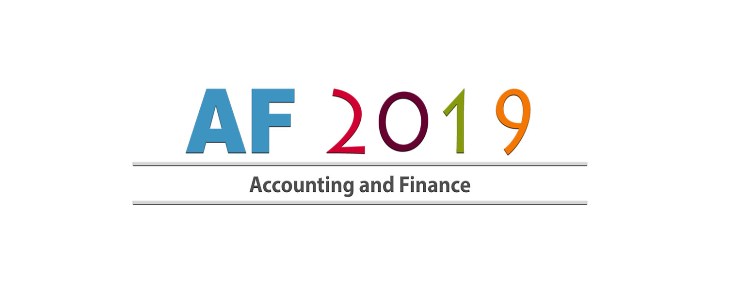 Conference on Accounting and Finance - AF 2018   GSTF