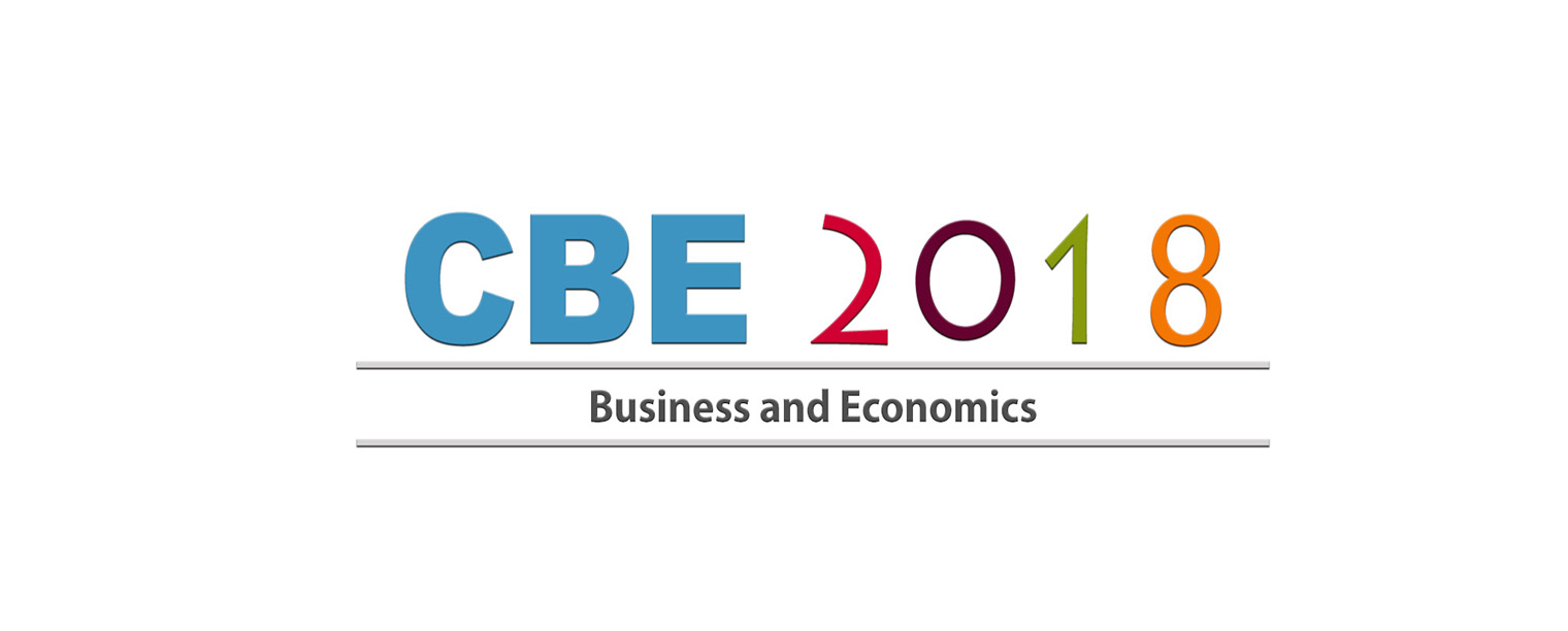 Conference On Business Economics Cbe 2018