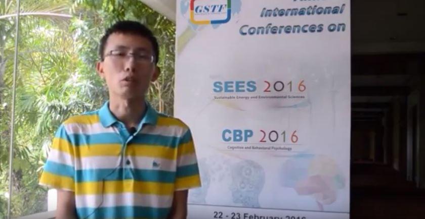 Mr. Lemeng Yu