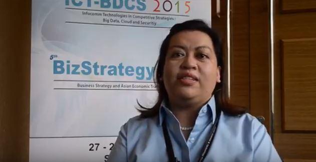 Ms. Maria Angela Zafra