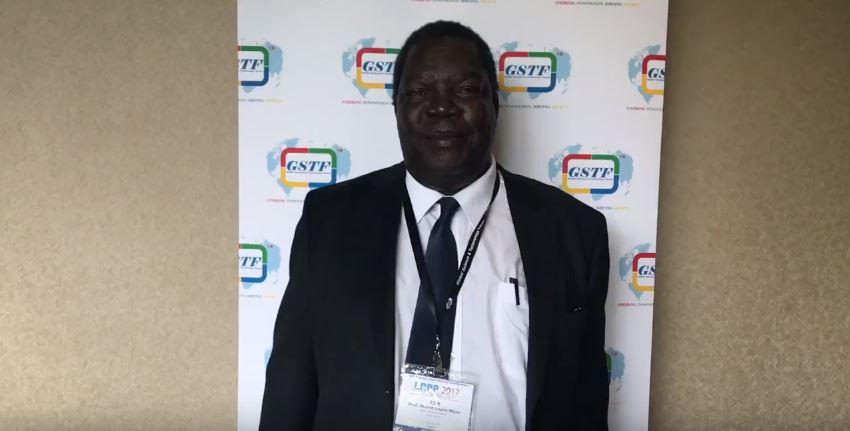 Prof. Melvin Leslie Mbao